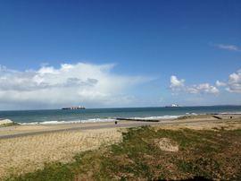 Dünen und Strand